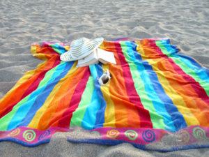 Cuáles son las mejores toallas para la playa